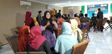 Microteaching Ustad/Ustadzah TKA/TPA/PAA Desa Wirokerten Menggunakan Metode Pengajaran BCM (Bermain,