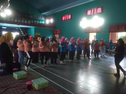 Refresing dan Pembinaan Kader Posyandu Balita dan Lansia Se-Desa Wirokerten