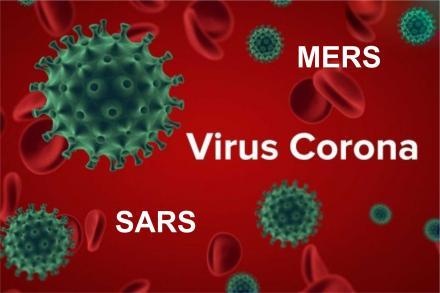 Ketahui Perbedaan COVID-19 dengan SARS dan MERS